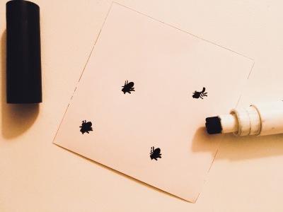 Paura degli insetti