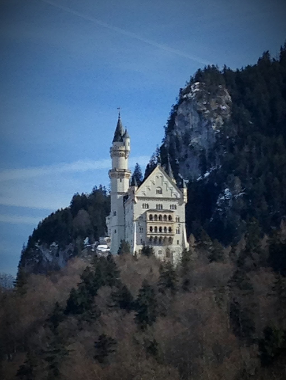 Castello delle favole di Neuschwanstein