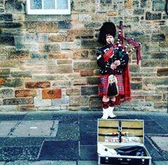 Diario di Viaggio, Edimburgo