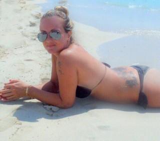 La Donna Riccia. Tattoo