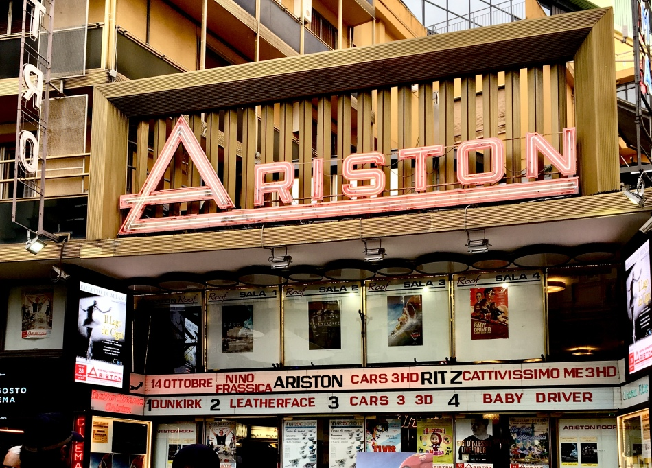 Diario di Viaggio: Ariston