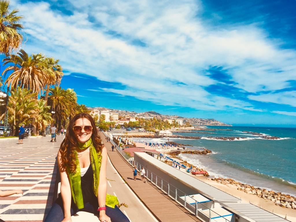 Diario di Viaggio: Sanremo