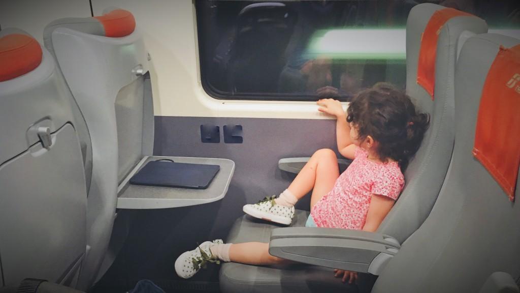 Diario di Viaggio: viaggiare con i bimbi in treno