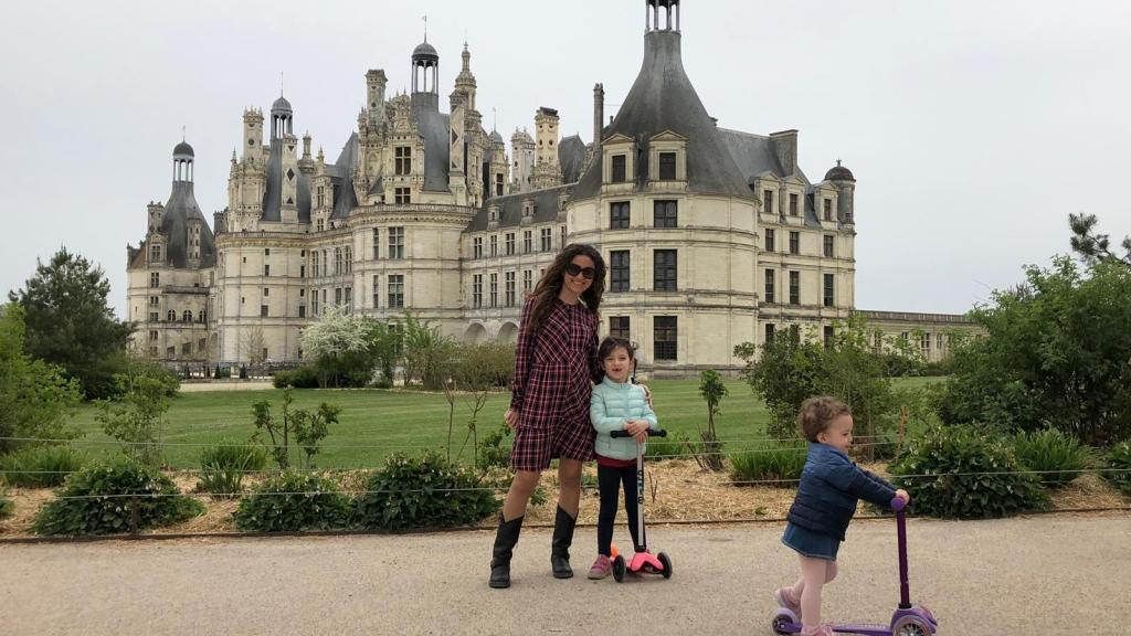 Castello di Chambord, Valle della Loira, Francia